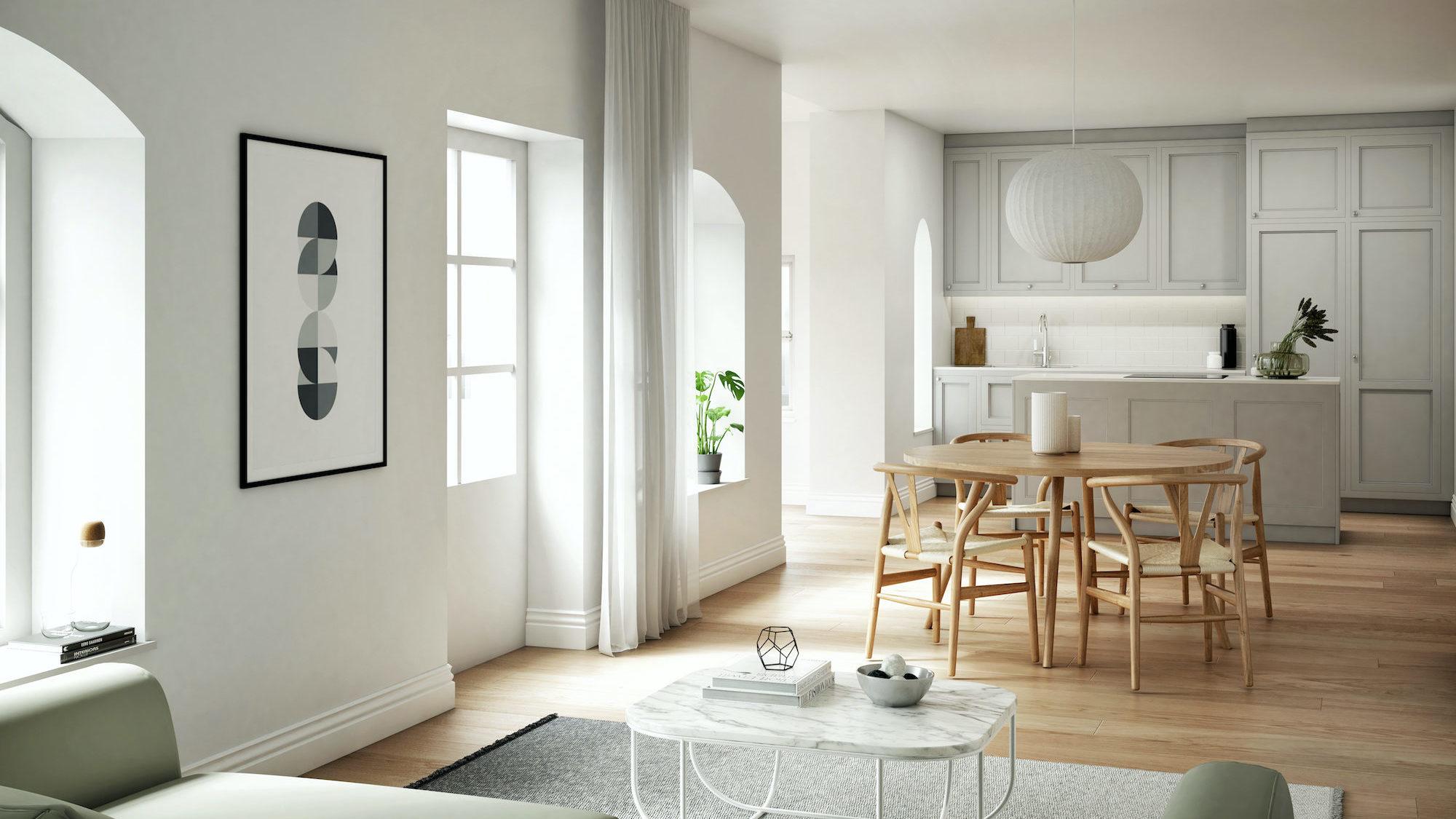 Final render_kitchen